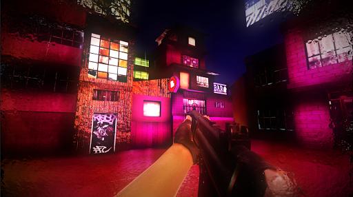 Cyber Retro punk 2069 | Offline Cyberpunk Shooter
