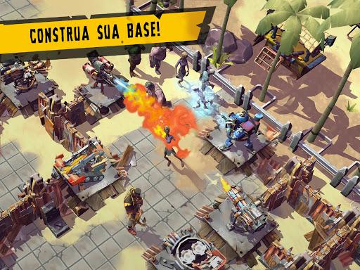 Dead Island: Survivors - Zombie Tower Defense