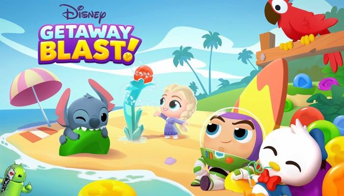 Disney Desafio na Ilha