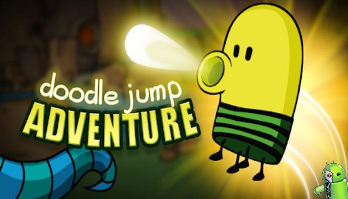 Doodle Jump Adventure