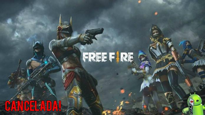 Free Fire: Garena cancela atualização de Fevereiro; Entenda!