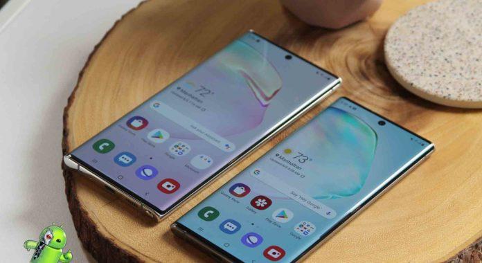 Galaxy Note 20 ganhará novo formato de tela