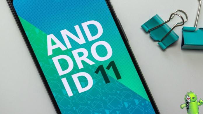 Google Provoca acidentalmente o Android 11
