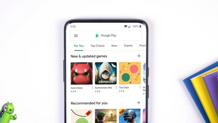 Google Remove 600 aplicativos da Google Play