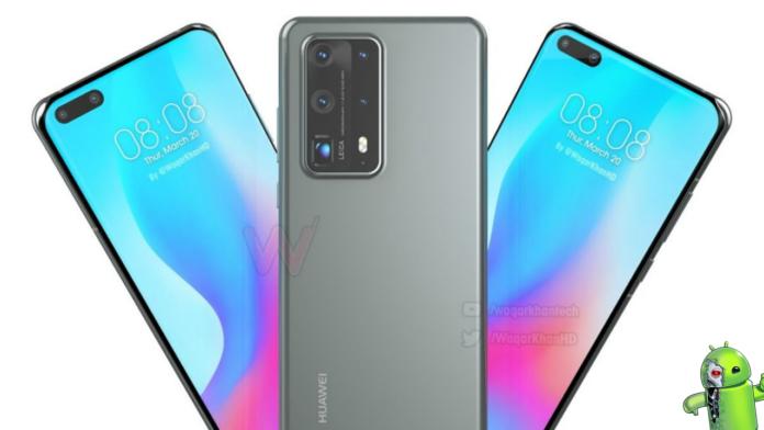 Huawei P40 e P40 Pro aparecem no TENAA com 5G