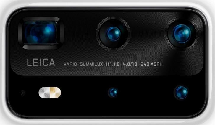 Huawei P40 e P40 Pro vazam pela TENNA