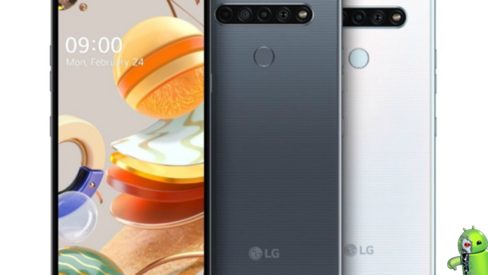 K61 K51S e K41S: LG Anuncia Três novos telefones