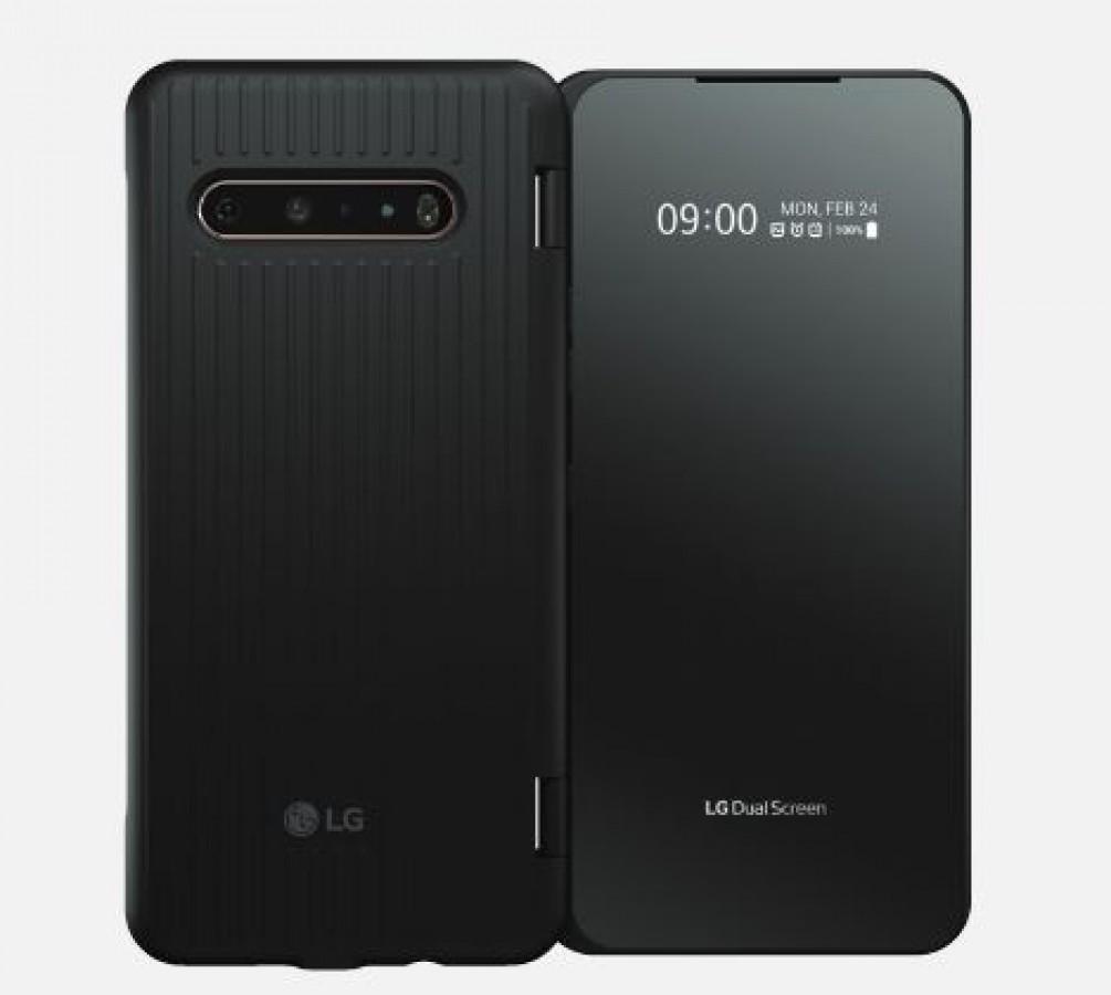 LG V60 ThinQ 5G é lançado com 5G