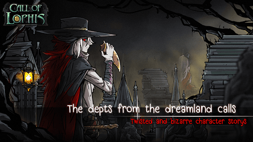 Lophis Roguelike:Card RPG game,Darkest Dungeon