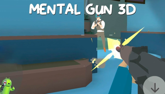 Mental Gun 3D: Pixel Multiplayer
