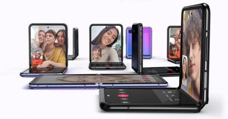 O Samsung Galaxy Z Flip foi anunciado hoje em um evento