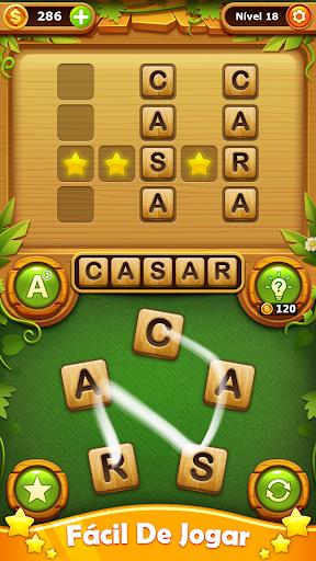 Palavra Cruz Enigma:Melhor Livre Jogos de palavras