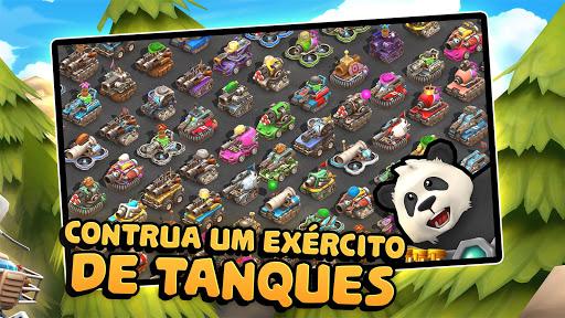 Pico Tanks: Mayhem Multijogador