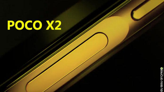 Poco India revela oficialmente design do Poco X2 CAPA
