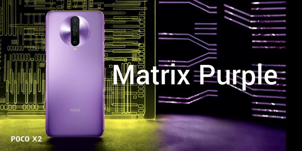 Poco X2 chega com camerade 64MP e 8GB de RAM