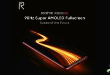Realme X50 Pro 5G Ganha data de anúncio Oficial