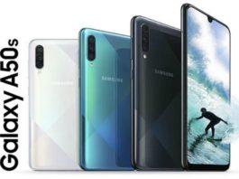 Samsung Galaxy A50s Começa a receber o Android 10