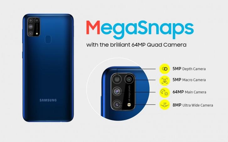 Samsung Galaxy M31 chega oficialmente com Android 10