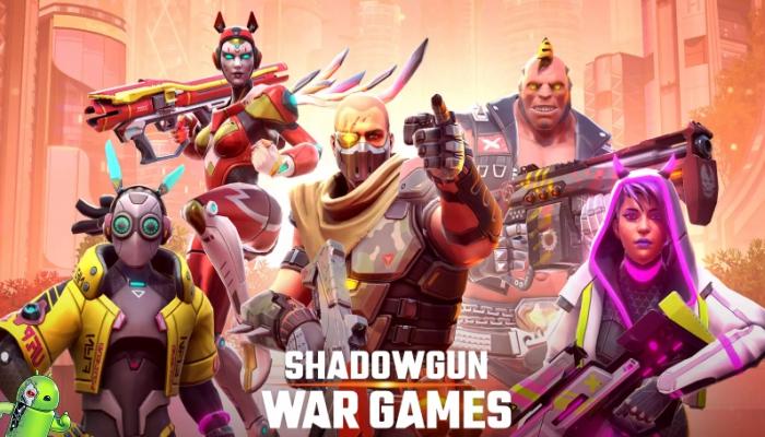 Shadowgun War Games - O melhor FPS 5v5 online