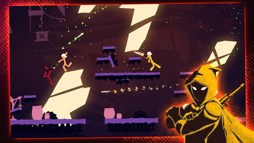 Stickfight Shadow Battle
