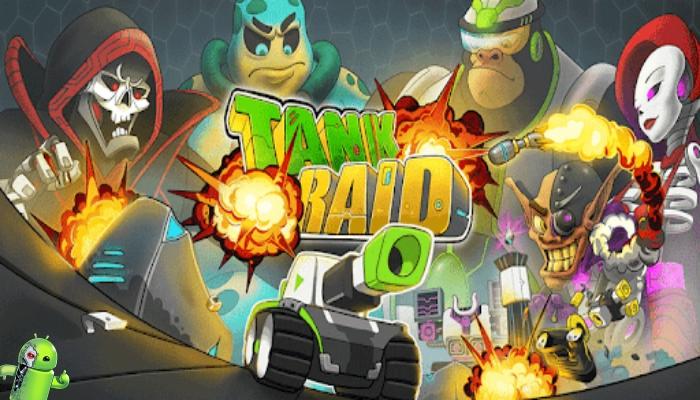 Tank Raid Online 2 - 3D Galaxy Battles