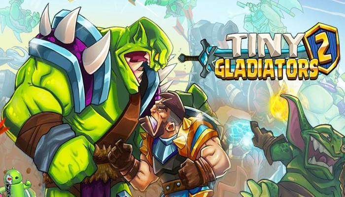 Tiny Gladiators 2 - Torneio De Luta