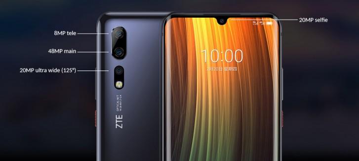 ZTE Axon 10s Pro é oficialmente anunciado com 5G