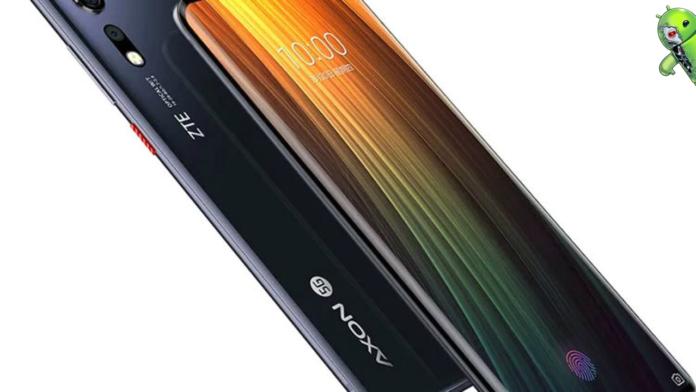 ZTE Axon 10s Pro Chega com 5G