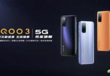 iQOO 3 é Lançado com 5G e 12GB de RAM