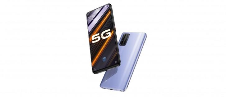 iQOO 3 chega com 5G