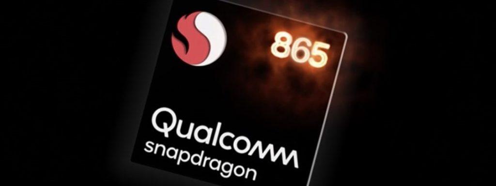 vídeo foi gravado usando o Snapdragon 865