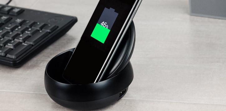 Galaxy S8 conectado à Samsung DeX