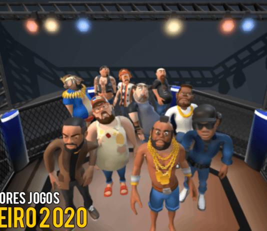 Melhores Jogos de Fevereiro 2020