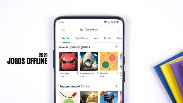 15 melhores Jogos OFFLINE para Android & iOS 2021