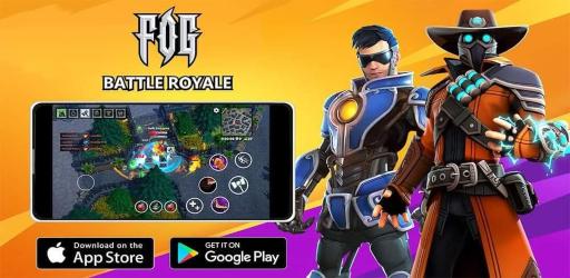 FOG - Battle Royale - batalha pvp