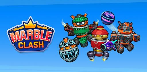 Marble Clash: Crazy Fun Shooter