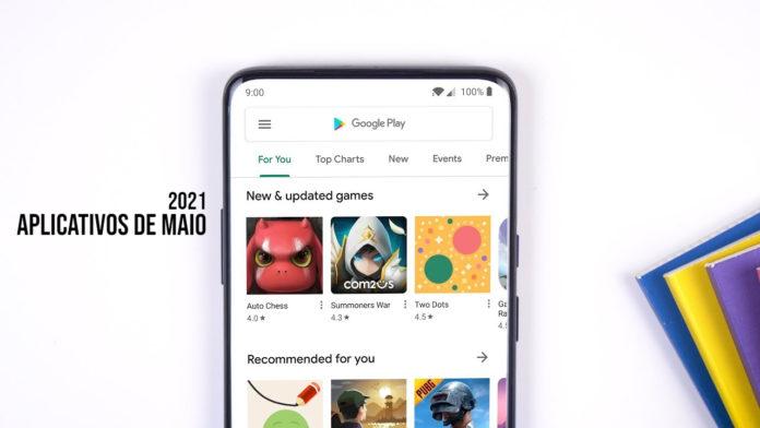 Melhores Aplicativos de Maio 2021