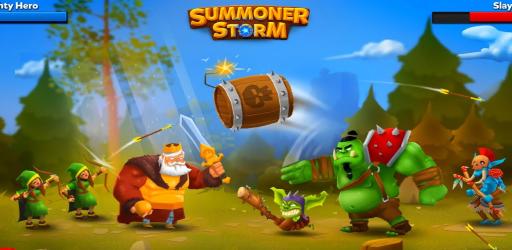 Summoner Storm: Wizard Kingdoms