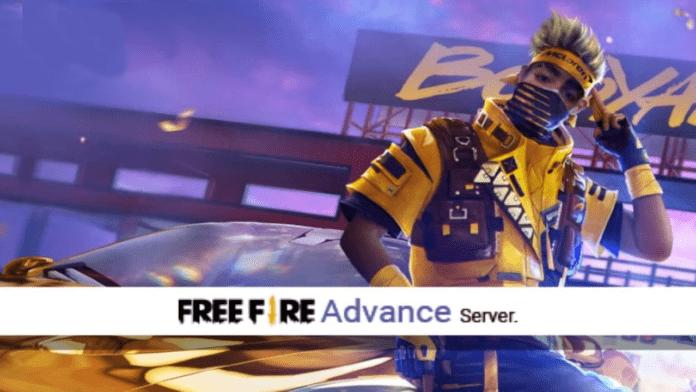 Free Fire Advance como se inscrever e conseguir ser aprovado