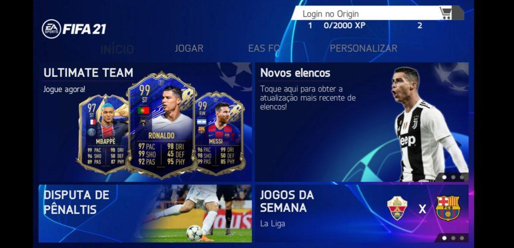 baixar FIFA 2021 Offline para Android