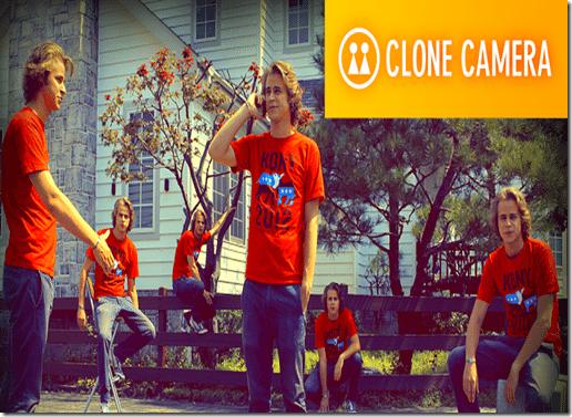 Clone Camera 2.0