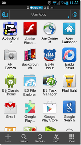 ES File Explorer File Manager download imagem 4