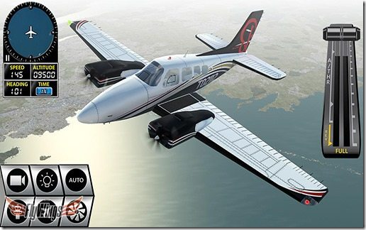 Flight Simulator X 2016 Air HD 01