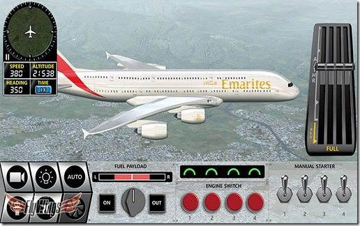 Flight Simulator X 2016 Air HD 03
