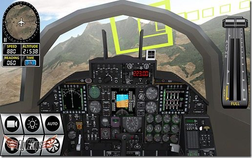 Flight Simulator X 2016 Air HD 04