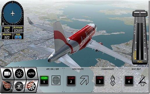 Flight Simulator X 2016 Air HD 05