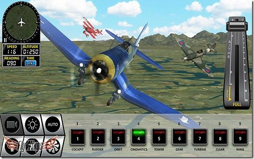 Flight Simulator X 2016 Air HD 06