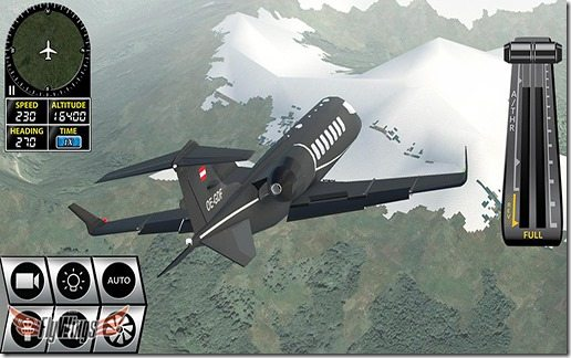 Flight Simulator X 2016 Air HD 07