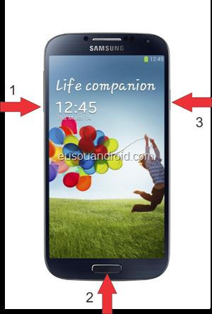 Galaxy S4 modo download