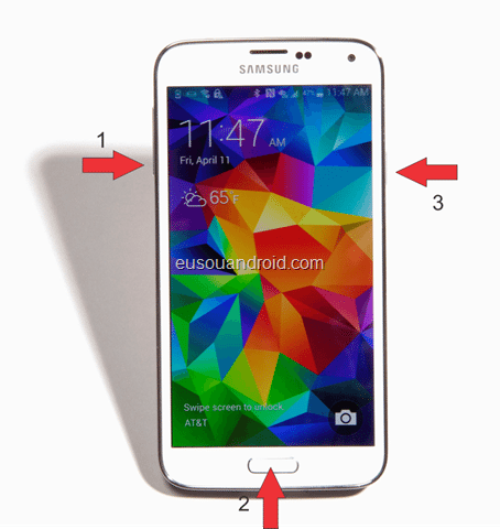 Galaxy S5 Modo Download